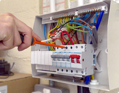 NICEIC NAPIT domestic electrical contractor Billericay Essex